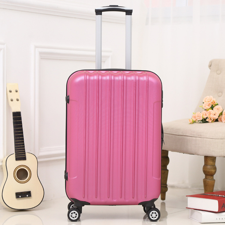 20-inch ABS travel luggage pull rod box luggage password box universal wheel board boxes