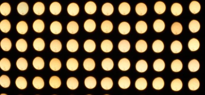Через отверстие 5 мм соломенная шляпа теплый белый светодиод световые бусины