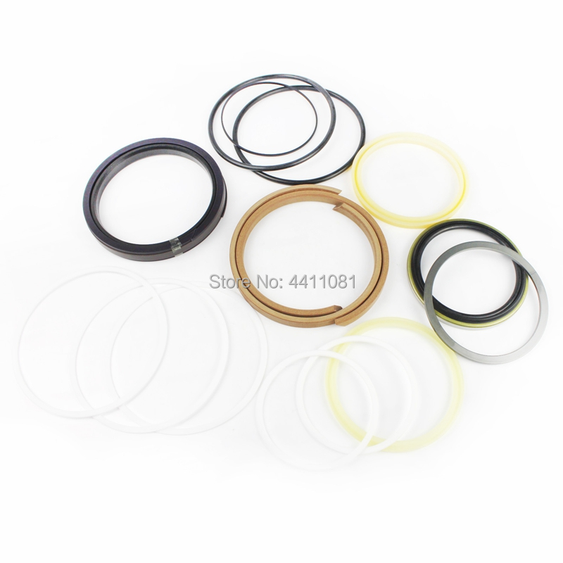 2 sets For Komatsu PC220-6 PC250-6 Boom Cylinder Repair Seal Kit 707-99-58260 Excavator Service Kit, 3 month warranty high quality excavator seal kit for komatsu pc200 5 bucket cylinder repair seal kit 707 99 45220