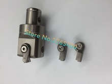New Precisoin CBH 41-74 Boring head+2pcs insert holders:CBH4-2 & CBH4-3,  0.01mm Grade increase tool