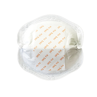 100PCS/Bag Ultra Thin Cotton Disposable Breast Nursing Pads Breathable Super Absorbency Maternity Pads
