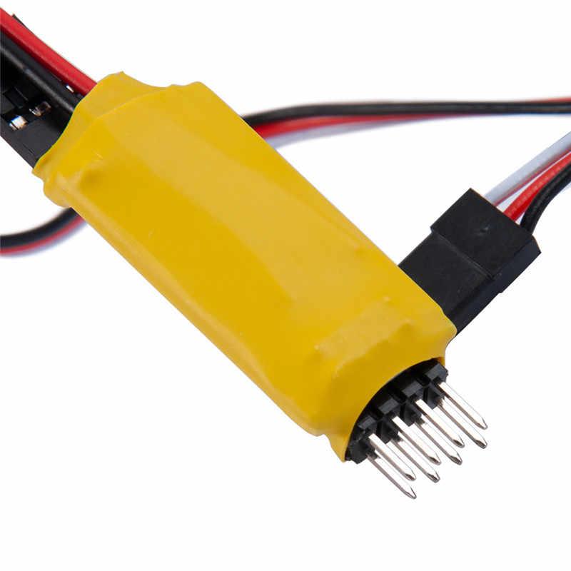 سيارة ضوء التحكم التبديل عالية الحالي امدادات الطاقة المستقلة X1 ل RC نموذج سيارة