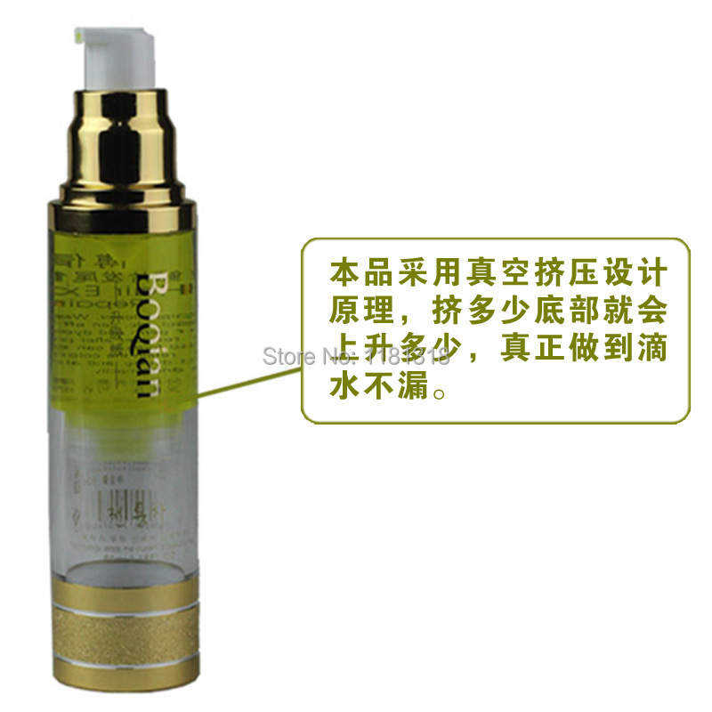 US $25 99  Disposable hair oil Hair essence bo qian/PPT Angle element hair  repair liquid hair oil 60ML-in Conditioners from Beauty & Health on
