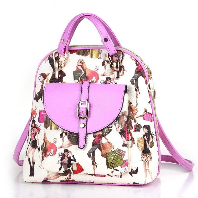 2016 New Arrive Brand Women Crossbody Bags Fashion Women Shoulder Bag High quality PU Cute Women