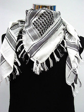 loveslf Pure cotton as the raw material of Arab scarf a outdoor camping hiking scarf classic style