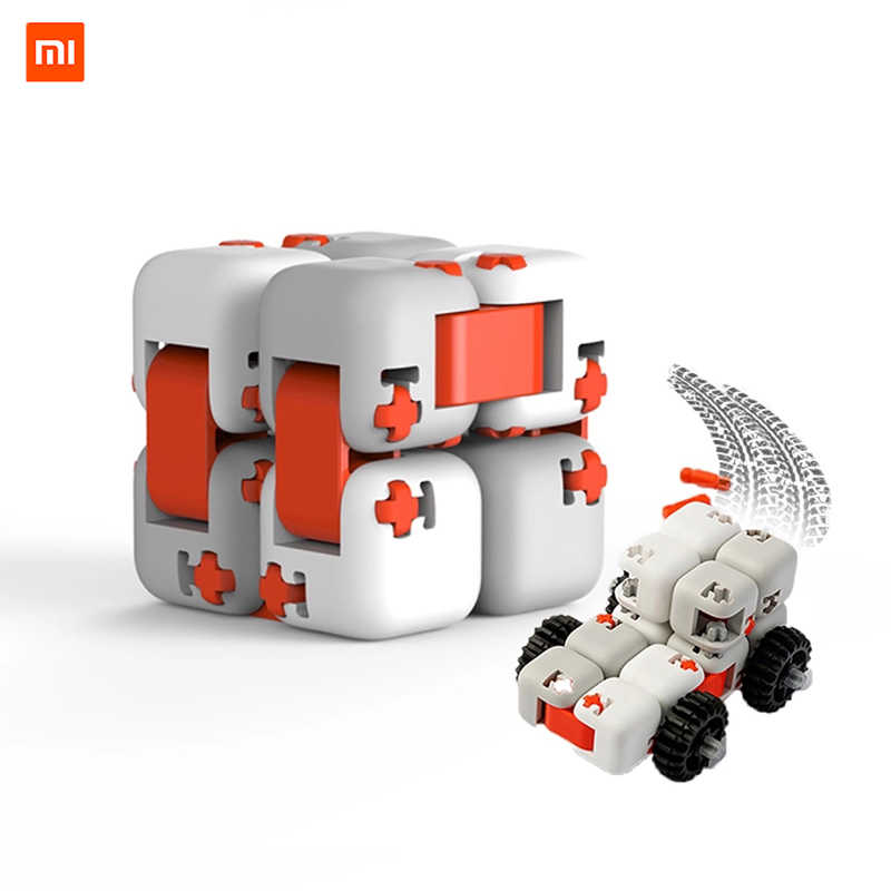 Xiaomi Mitu Cube Spinner Finger Bricks Intelligence Toys Smart Finger Toys Portable For xiaomi smart home Gift for Kid