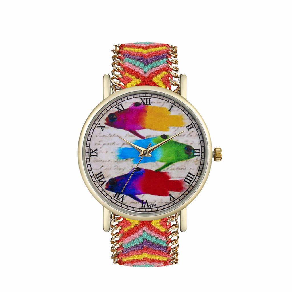 2019 часы для женщин Мода большой диск шерсть Таблица Дамы Изысканные часы Zegarek кварцевые наручные Saat Reloj Mujer Баян коль saati