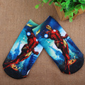 Мстители альянс 1 pairs хлопок детей носки девушки kids socks at factory prices cartoon носки 36 #