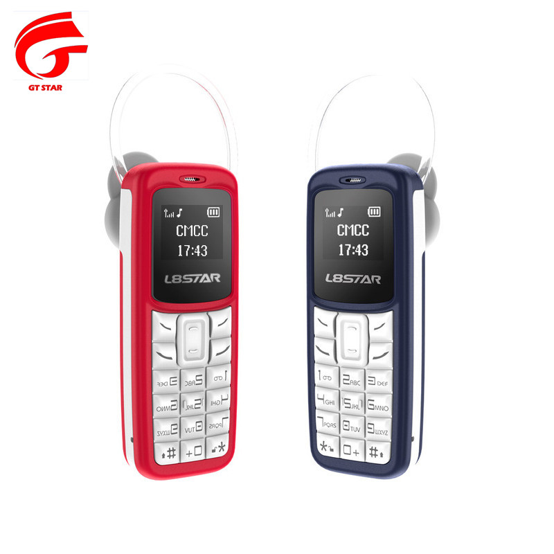 5 unids/lote GT STAR BM30 auriculares inalámbricos Bluetooth GTStar auriculares marcador de g/m² con micrófono L8STAR BM10 BM70 BM50 teléfono móvil UNIWA L8STAR BM70 Mini teléfono móvil Bluetooth inalámbrico auricular teléfono móvil estéreo GSM desbloqueado teléfono súper Delgado GSM pequeño teléfono