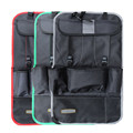 1PC Car Oxford cloth Multifunctional Organizer Seat Backpack Car Pouch Bag Car Interior Accessories Styling Free Shipping