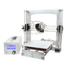 10 PCS Aluminum I3 3D Printer Diy Kit FFF/FDM GT2560 Board LCD 2004 With 3-in-1 3D printer control box