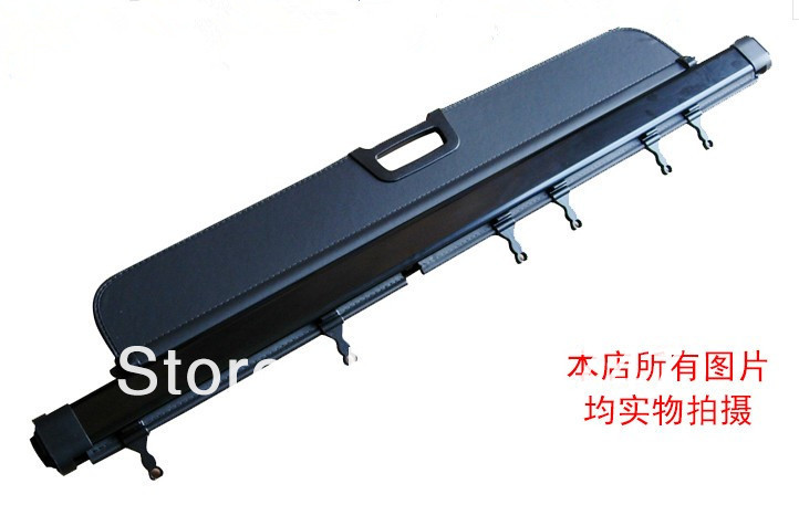Quality! Retractable rear cargo cover trunk shade security ...