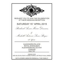 font b Customize b font standard size acrylic wedding font b invitation b font card