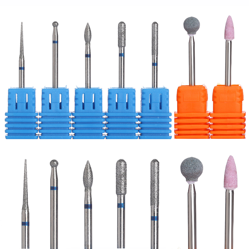 1pcs  Nail Drill Bit Cuticle Cutter For Manicure Nail Files Electric For Pedicure Electric Machine Device Tool