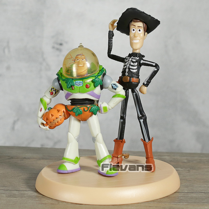 Toy Story Woody & Buzz Lightyear Ichiban Kuji A PVC Figure
