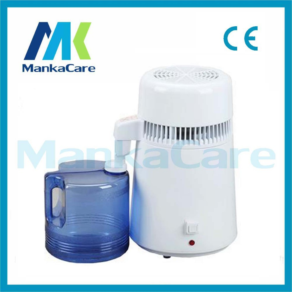 Household water distiller electric stainless steel water distiller home and dental water distiller Dental clinic dentist medical orthodontic dental clinic stainless steel photography mirrors