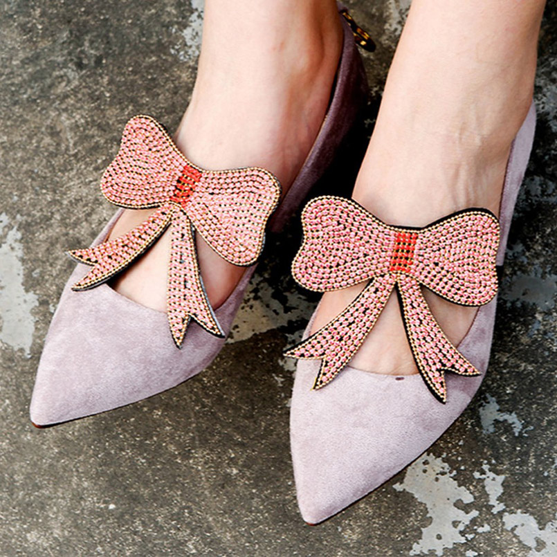 MANILAI-2-Pcs-Pair-Luxury-Full-Rhinestones-Bowknot-Anklets-Bracelet-Shoes-Accessories-Wedding-Foot-Jewelry-Elastic