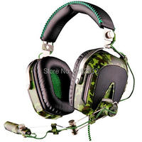 SADES A90 Pilot USB 7.1 Surround sound gaming headset headphone with Microphone noise isolation breathing light for PC Laptop