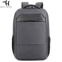 ARCTIC HUNTER 15.6inch USB Waterproof Laptop Men bag Sport Travel Business Notebook Male Backpack Schoolbag Pack Mochila Bolsas