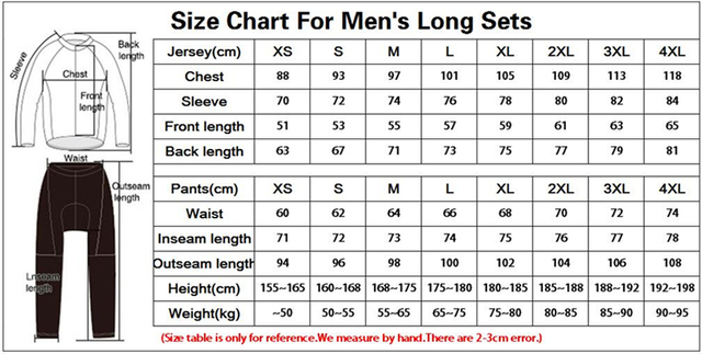 Ropa ciclismo Warm 2019 Winter Thermal Fleece Cycling Clothes Men's Jersey Suit Outdoor Riding Bike MTB Clothing Bib Pants Set