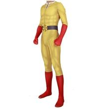One Punch Man Saitama Bodysuit Costume