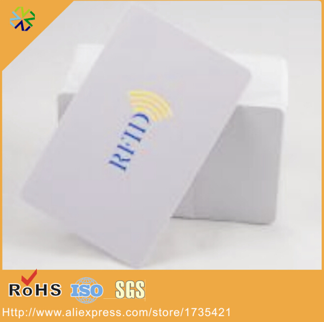 0.3mm Thickness! 85.5*54mm Credit Card Size Plastic