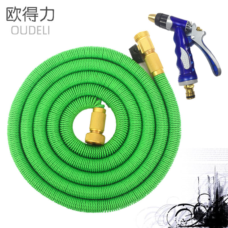 25 ft garden hose. 2017 High Quality 25FT 100FT Garden Hose Expandable Magic Flexible Water Plastic Hoses Pipe With Coppe Gun To Watering-in \u0026 Reels 25 Ft F