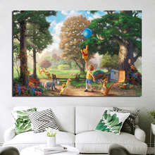 цена на Thomas Kinkade Dreams Collection Canvas Painting Prints Living Room Home Decoration Modern Wall Art Oil Painting Posters Picture