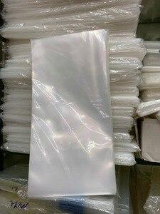 100 шт./лот 9 см * 18 см 8,5 см * 18 см сумка для защиты окружающей среды прозрачная Высококачественная сумка для мобильного телефона и батареи
