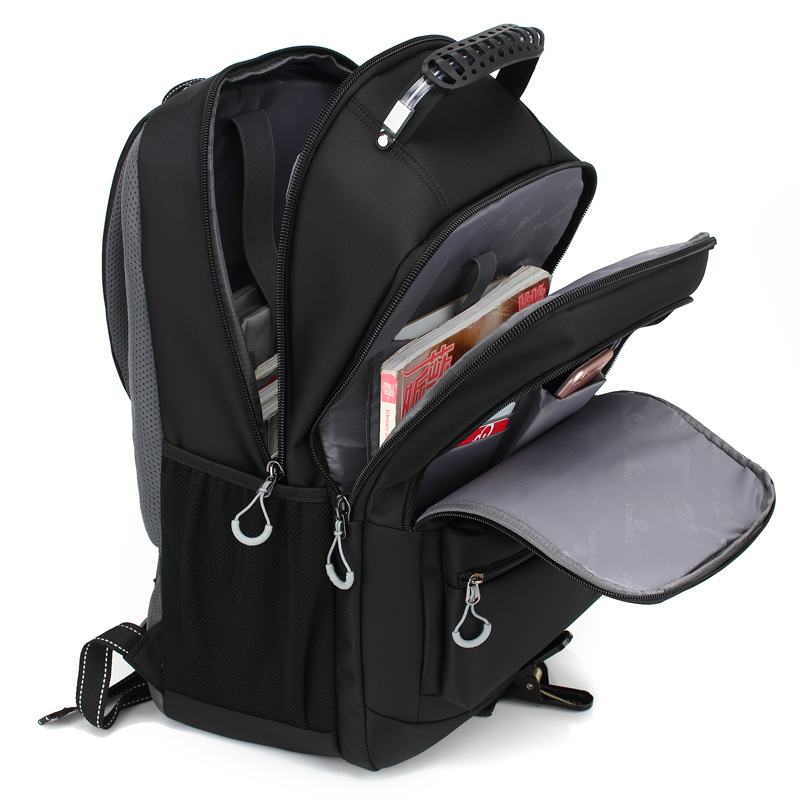 Us 43 91 30 Off 17 3 Inch Large Capacity Outdoor Travel Bag Laptop Backpack Computer Bags Men Women Notebook Backpacks Casual Mochila For Asus In