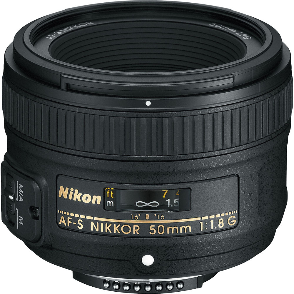 Neue Nikon Nikkor AF S 50mm f/1,8G F1.8 G Objektiv in Neue Nikon ...