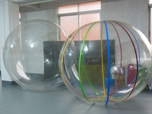 games water,5.5cm pe plastic tent water pool ocean wave ball,hot water roller,water walks