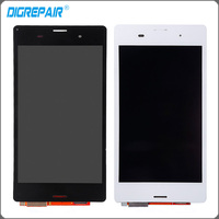 For Sony Xperia Z3 LCD Display D6603 D6653 L55t Touch Screen Digitizer Assembly Replacement Parts 5