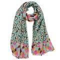 Salutto 20 cor da moda impressão cachecóis outono inverno scarf para mulheres xaile oversized bali lenços fios senhora cachecol 180*90 centímetros