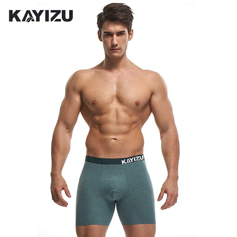 KAYIZU Mens Iç Çamaşırını Klasikleri Boksörler Seksi Erkek Iç Çamaşırı Dikişsiz Erkek Boxer Şort Cuecas Masculina Lenceria Hombre