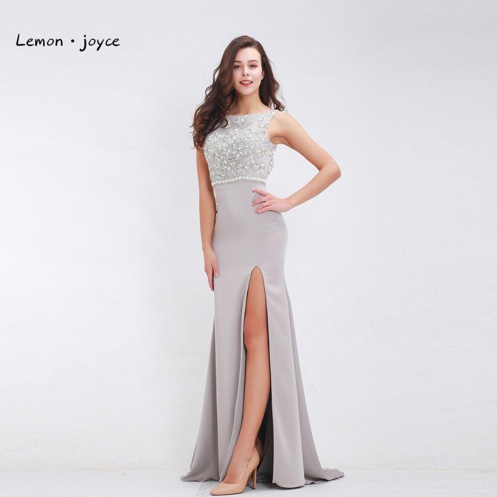 Elegante Abendkleid 2018 Rosa Formale Prom Party Kleider mädchen ...