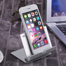 Hot New KDX-58 Universal 360 Degree Rotation Mobile Phone Support Holder Zinc Alloy Support Bracket Silver/Black
