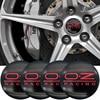 4Pcs 56mm O.Z OZ Racing Logo Car Emblem Wheel Center Hub Cap Badge Covers For VW POLO Beetle Golf 4 5 6 7 Passat B5 B6 B7 GTI