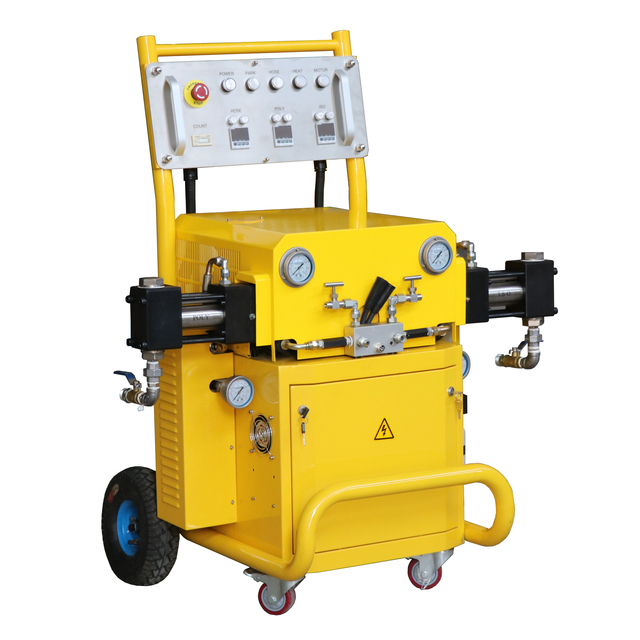 380V/220V polyurethane spray coating machine two Component hydraulic model 1