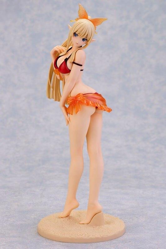 New Sexy Girl Shining Resonance Kirika Swimsuit Ver. Action Figure Kirika Towa Alma PVC Model no retail box (Chinese Version) 1