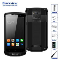 Blackview BV8000 Pro 5 «FHD 4 г LTE Водонепроницаемый IP68 мобильный телефон 6 ГБ Оперативная память 64 ГБ Встроенная память Octa core android 7.0 16MP Камера отпечатков пальцев