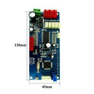 Image 3 - Lusya 3 Way wejście Audio 4 kanałowy PT2313 dźwięk cyfrowy pokładzie z wyświetlaczem LCD dla samochodów osobowych poza LM1036 NE5532 przedwzmacniacz A5 016