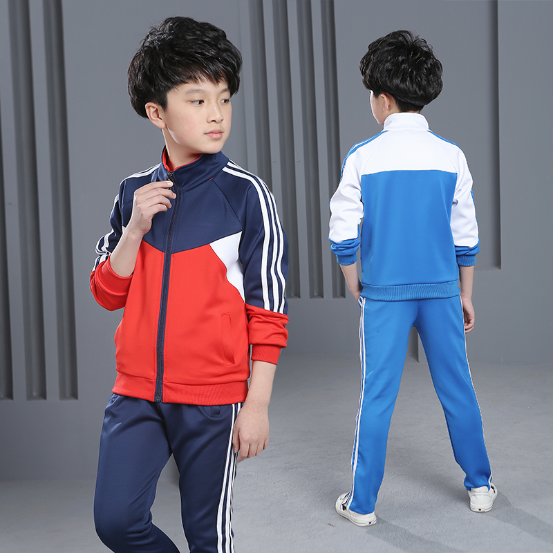 Unisex Girls Boy School Uniform British Chinese Children School Uniform School Sports Cosplay Outfit Clothes Coat Pants 2pcs Set seitokai no ichizon cosplay school boy uniform h008
