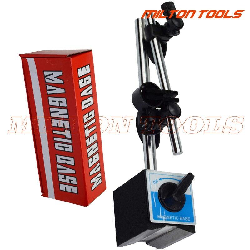 Магнитная подставка с магнитным основанием и регулируемой нагрузкой 60 кг для DTI, измерительный индикатор часов|stand glass|stand alarmstand roll | АлиЭкспресс