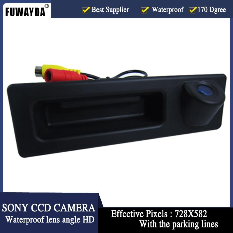 FUWAYDA Night Vision 170 '' Լայն դիտում Անկյուն - Ավտոմեքենաների էլեկտրոնիկա - Լուսանկար 4