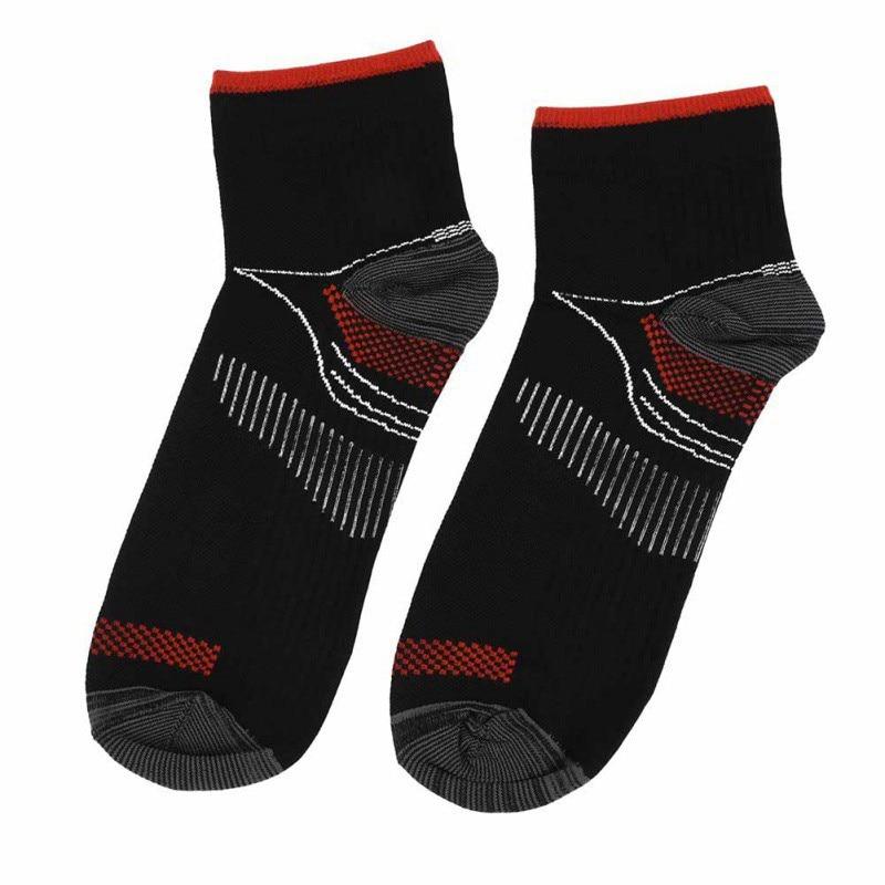 Autumn Winter Women Men Compression Socks Plantar Heel Arch Pain Relieving Fasciitis Sock