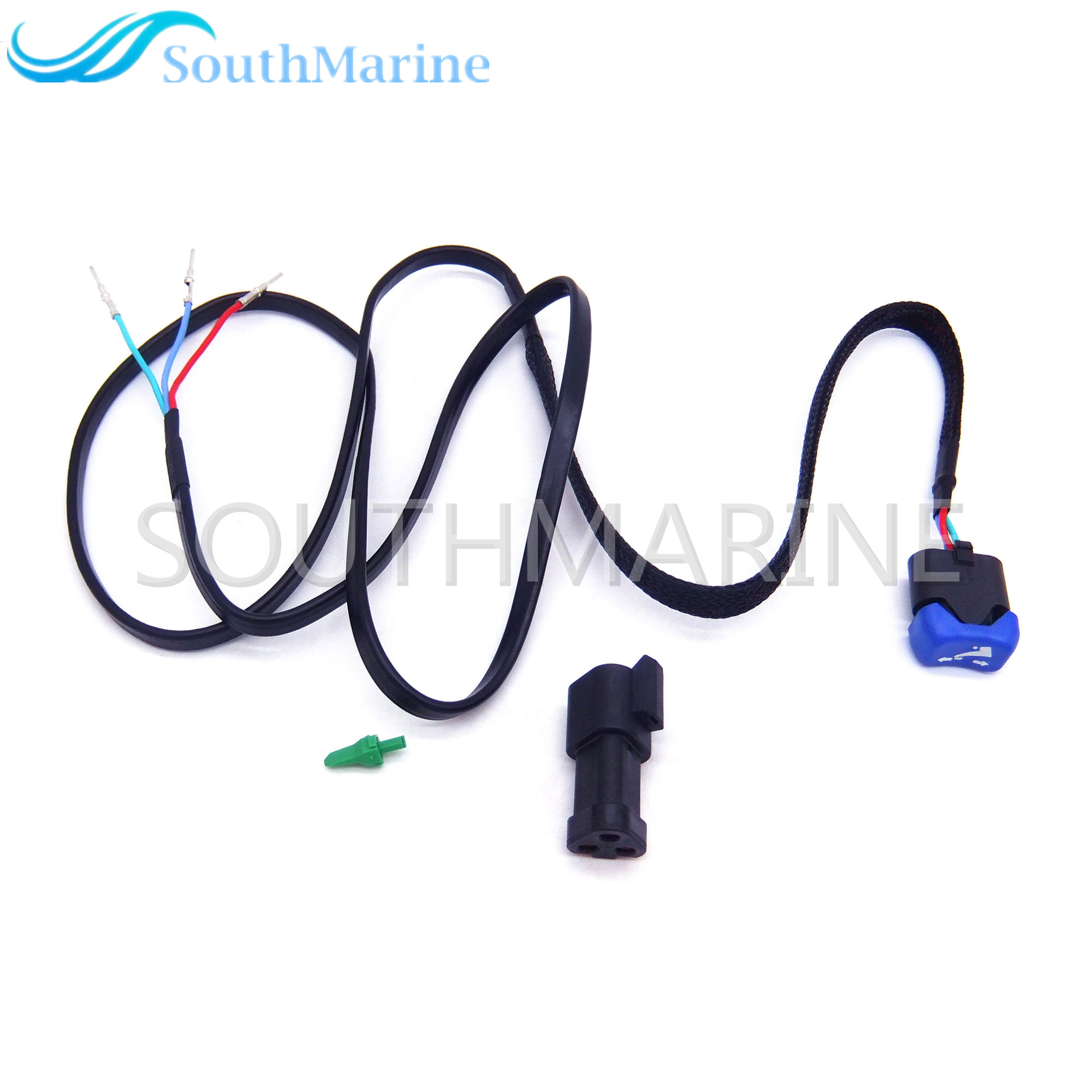 magideal 175974 5005801 ignition switch key assembly with lanyard for omc johnson evinrude 40 [ 2000 x 2000 Pixel ]
