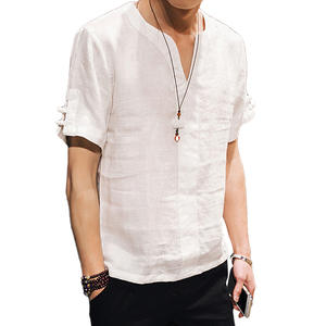 7005c3519 YJSFG HOUSE White T-Shirts Summer Tops Men s Tshirt Shirts