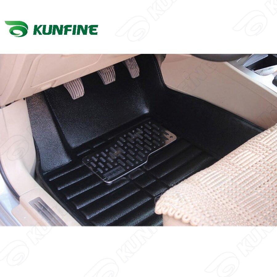 Rubber floor mats for jaguar xf - 3d Car Floor Mat For Subaru Forestetr Legacy Foot Mat Car Foot Pad 3 Colors