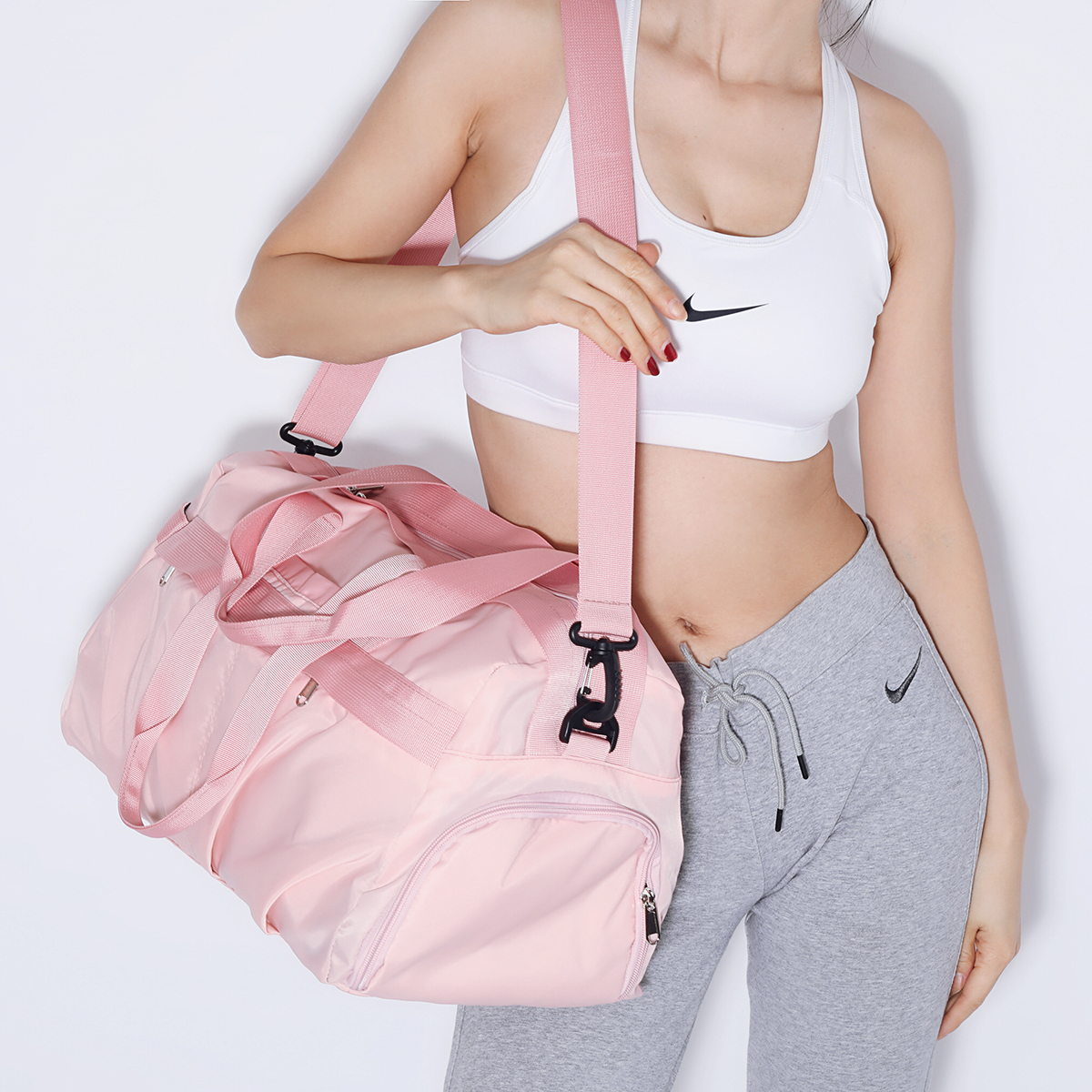 Top nylon Travel Handbag Carry on Luggage Shoulder Bags Men Duffle Bags Women Travel Tote Large